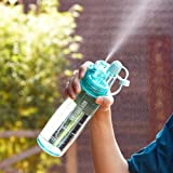 Amazon Com Lunatec S Aquabot Cap Turns Water Bottles Into High Pressure Gear With A Personal Mister Shower Water Gun And The Coolest Drinking