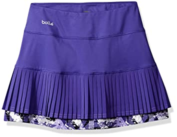 Bolle Falda de Tenis con Pliegues múltiples para Mujer con Falda ...
