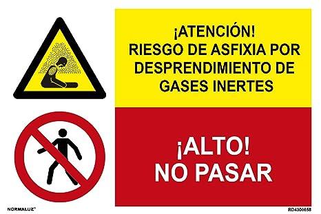 Normaluz PRD4360658 - Señal Combinada Homologada ¡ Atención ...