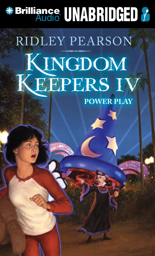 Kingdom Keepers IV: Power Play (The Kingdom Keepers Series)