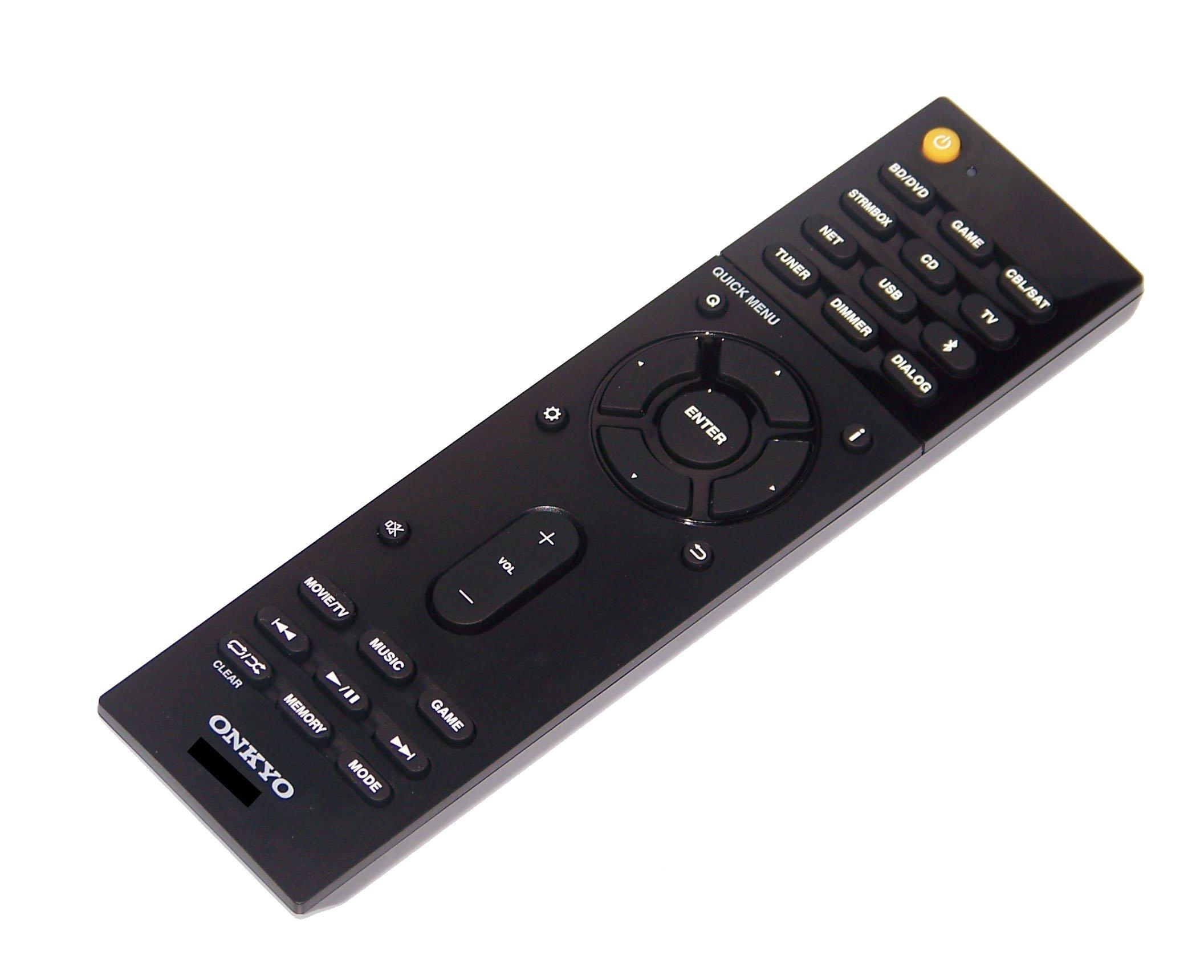 OEM Onkyo Remote Control: RC-941S