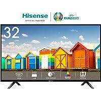 Hisense H32BE5000 - TV LED 32' HD, 2 HDMI, 1 USB, Salida Óptica, Audio DD+, Negro