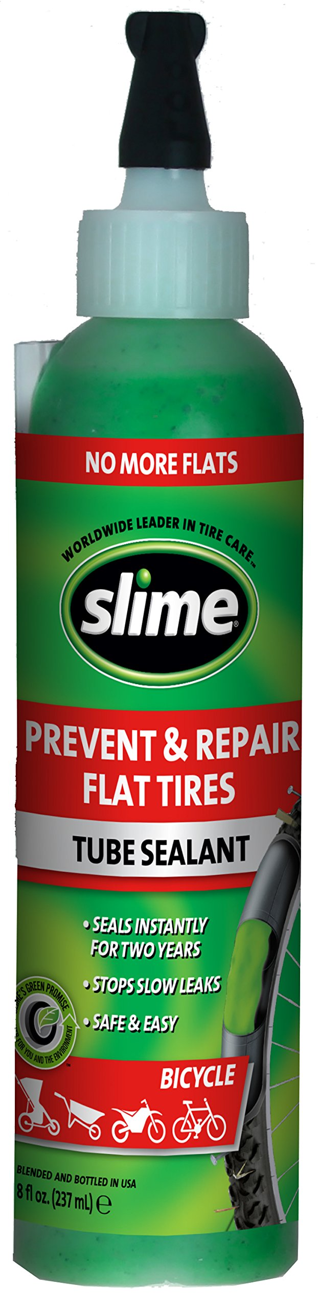 Slime 10004 Tube Sealant, 16 oz.