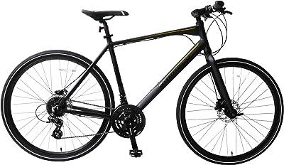 Ammaco Strada Hybrid Bike