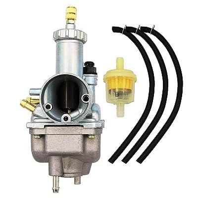 Carburetor for Kawasaki Bayou 220 KLF220 KLF 220 1988-1998, Bayou 250 KLF250A KLF 250 2003-2011 ATV Quad Replaces Kawasaki # 15003-1080: Automotive