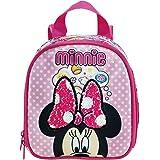 Lancheira Escolar, Minnie Mouse, 8934, Rosa