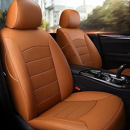 Wondrous Amazon Com Autodecorun Custom Genuine Leather Leatherette Frankydiablos Diy Chair Ideas Frankydiabloscom