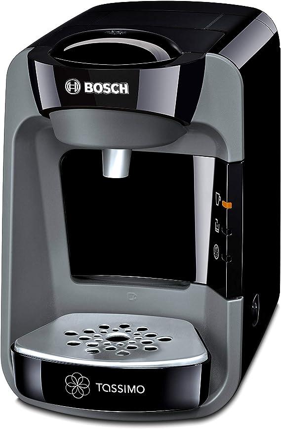 BOSCH Cafetera TASSIMO Suny TAS3702C - Cafetera cápsulas, color negro: Amazon.es: Hogar