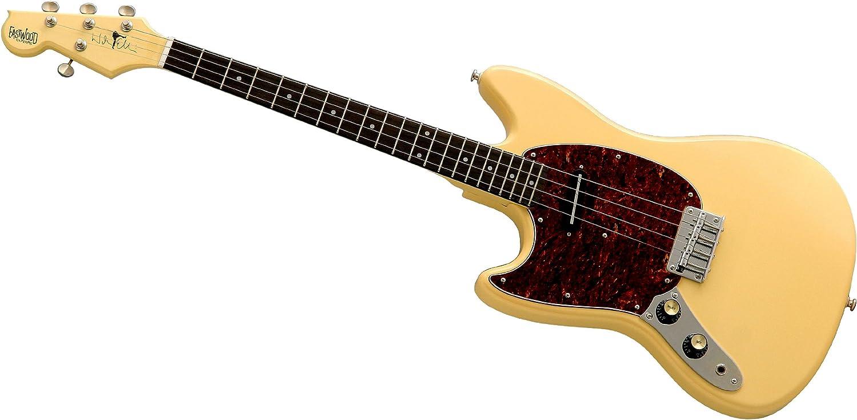Eastwood Warren Ellis guitarra Tenor: Amazon.es: Instrumentos ...