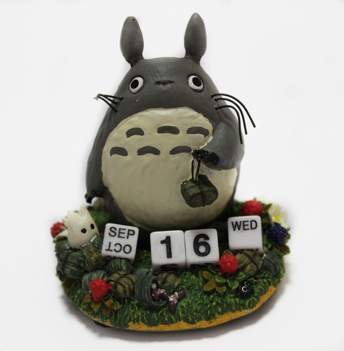 venta al por mayor barato JapanCos Studio Ghibli My Neighbor Totoro Calendar Calendar Calendar miniature figurine Anime Cartoon Gift  directo de fábrica