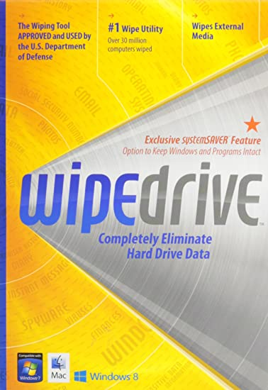 wipedrive 5 professional