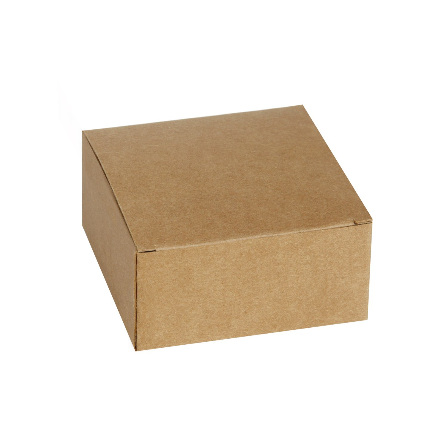 Amazon.com: RUSPEPA Recycled Cardboard Gift Boxes - Small Gift Box with Lids For Bracelets, Jewelry And Small Gifts - 4
