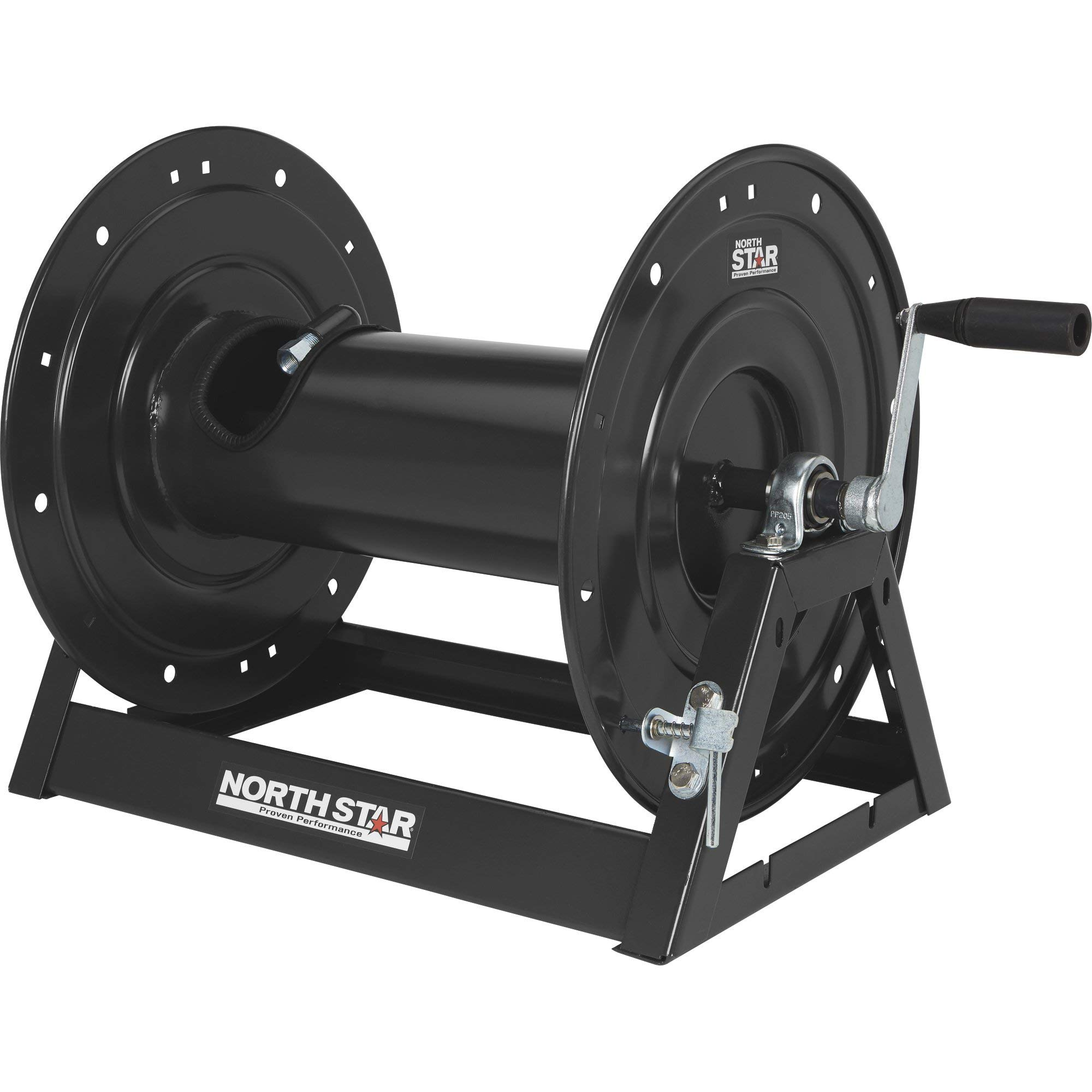 NorthStar Heavy-Duty A-Frame Hose Reel - 5000 PSI, 450ft. Capacity by NorthStar