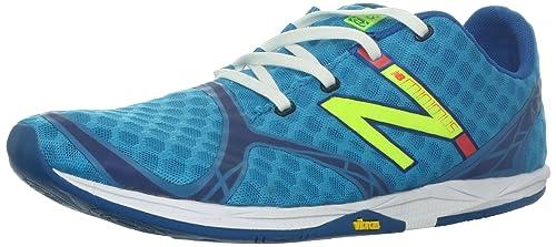 New Balance MR00 D - Zapatillas de correr de material sintético hombre, color azul, talla 47: Amazon.es: Zapatos y complementos