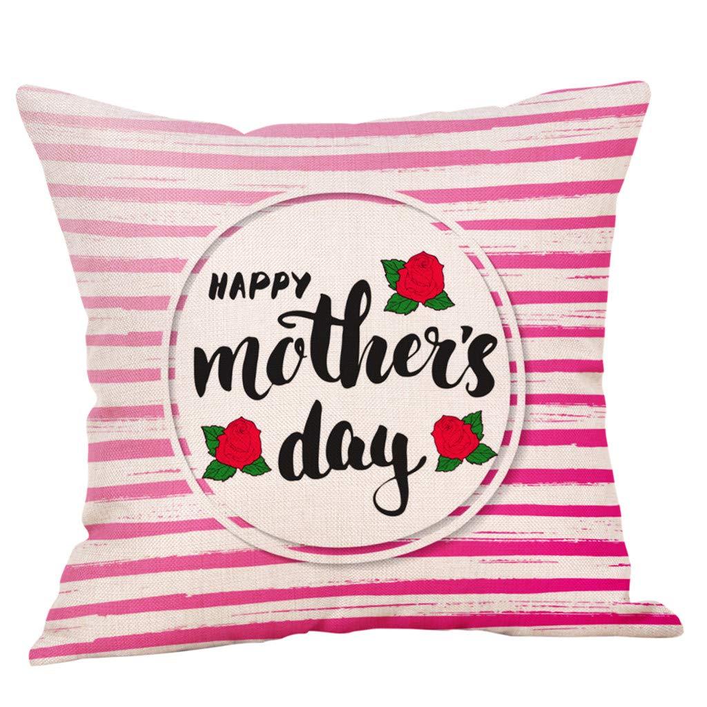 Kobay Funda de Almohada, Happy Mothers Day Funda de ...