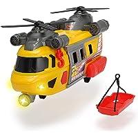 Dickie 3306004 Helicóptero de Rescate Action Series 30cm