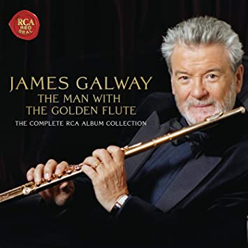 Amazon.com: James Galway - The Complete RCA Album Collection ...
