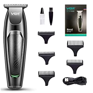 Hair Clippers, Professional Hair Clippers for Men Electric Hair Trimmer Cordless Haircut kit Suitable for Kids and Home Daily Use