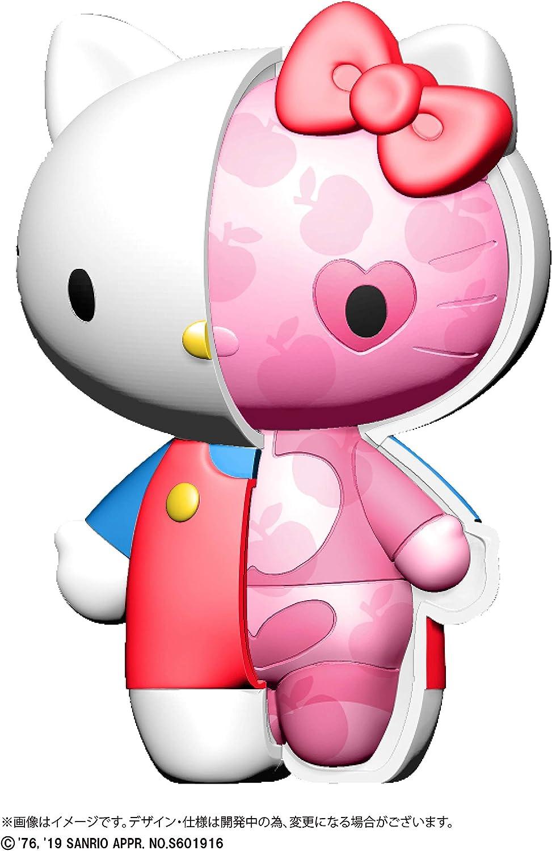 MegaHouse Sanrio Kaitai Fantasy Hello Kitty My Melody Anatomy 4 Figure Set Case