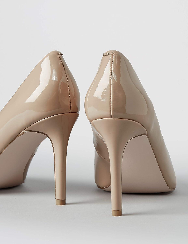 Scarpe col tacco punta chiusa Donna Marchio - Wide Fit Point Court Shoe find