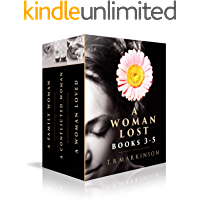 A Woman Lost Box Series: Books 3-5 (English Edition)