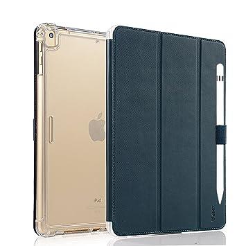 Vanctec para iPad Pro 10.5 Funda, iPad Pro 10.5 Case, Apple Nuevo iPad Pro 10.5 Pulgada 2017 Cover Smart Folio Stand Protector Heavy Duty Rugged ...