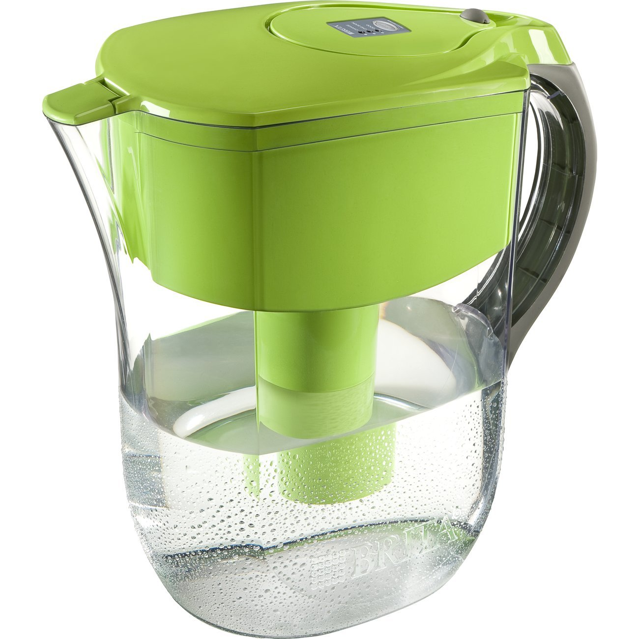 Brita Large 10 Cup Water Filter Pitcher with 1 Standard Filter, BPA Free – Grand, Multiple Colors by Brita (Image #9)