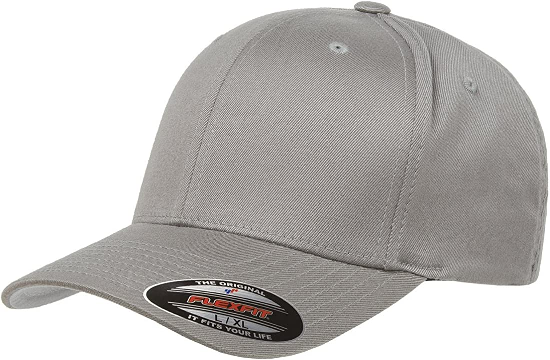 Flex fit Mens Athletic Baseball Fitted Cap Hat