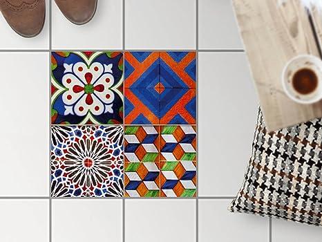 Adesivi per piastrelle per pavimento pellicola adesiva