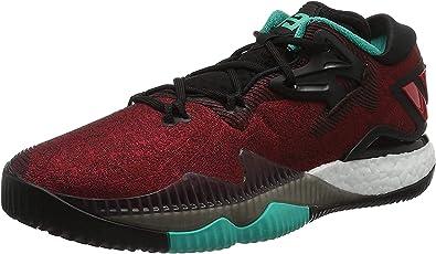 adidas Crazylight Boost Lo, Zapatillas de Baloncesto para Hombre ...