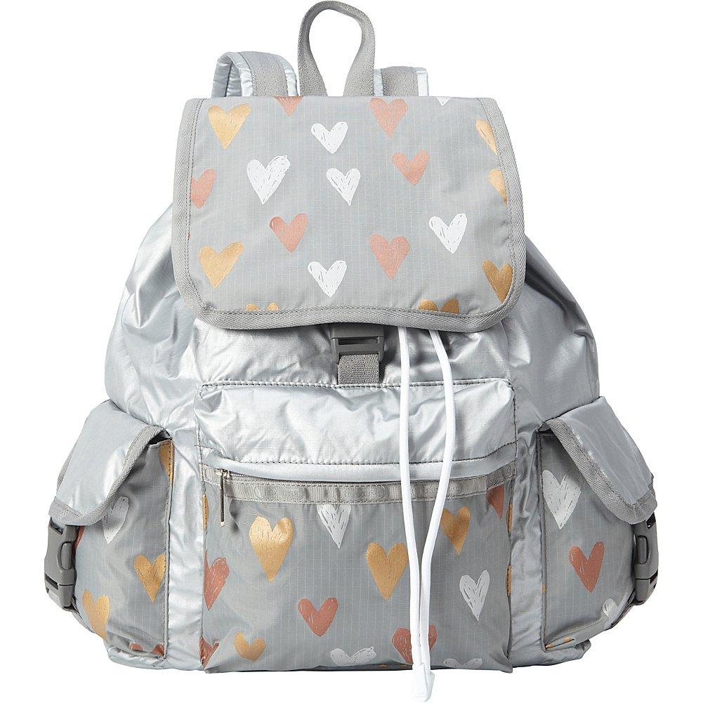 [レスポートサック] リュック(VOYAGER BACKPACK ) VOYAGER BACKPACK、軽量 7839 [並行輸入品] B016963PVY Glimmer Hearts Voyager Glimmer Hearts Voyager