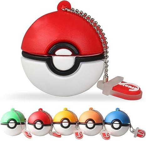 également Facile Usb Flash Drive Pokémon Boule Pendrive