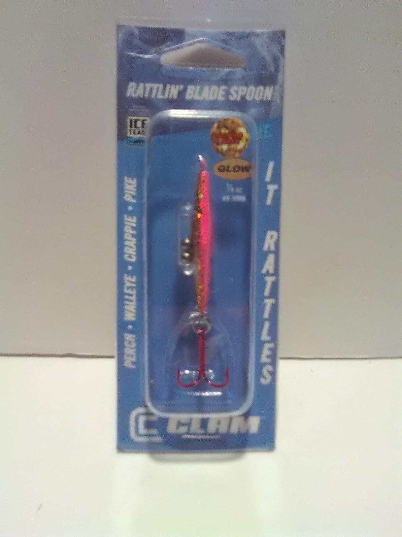 Clam 10417 4567-0770 Rattling' Blade Spoon 1/4   B01N7A9NNM