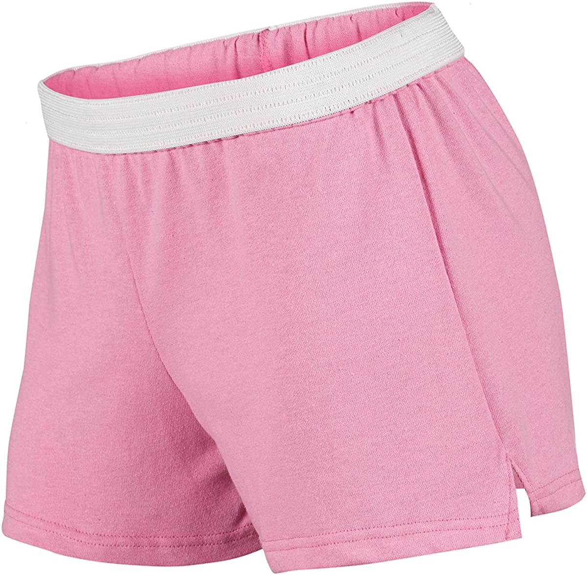 Soffe Girls Authentic Cheer Short 1-Pack X-Small Washed Pink