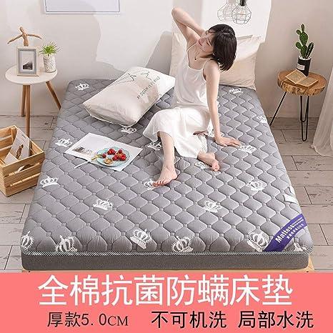 Amazon.com: Colchón de tatami plegable y transpirable, para ...