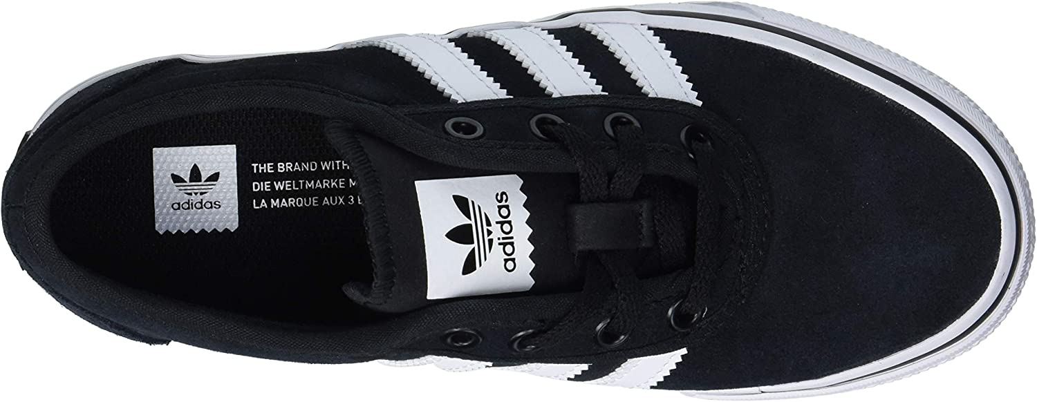 adidas Originals Men's Adiease Black/White/Black