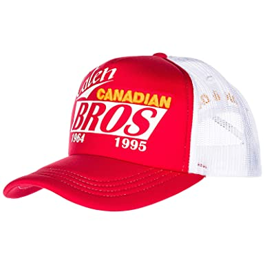 029b7498ad68fe Image Unavailable. Image not available for. Color: DSQUARED2 Men Caten Bros  Baseball Cap ...