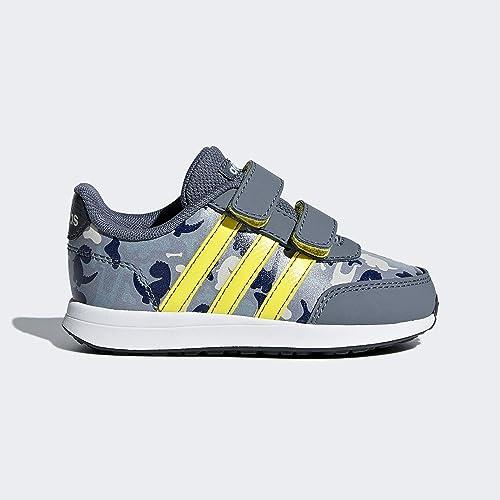 innovative design cadf0 3d9a7 Adidas Vs Switch 2 Cmf Inf, Scarpe da Ginnastica Basse Unisex – Bimbi 0-24