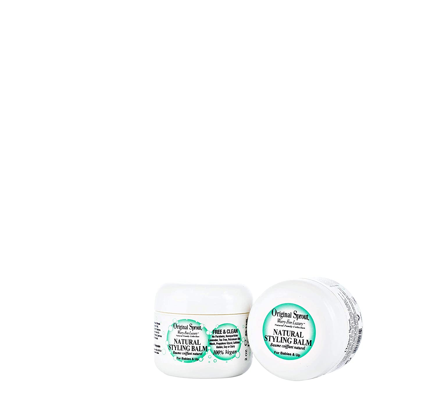 Original Sprout Natural Hair Balm (2 Pack) B01M1EWQ3Z