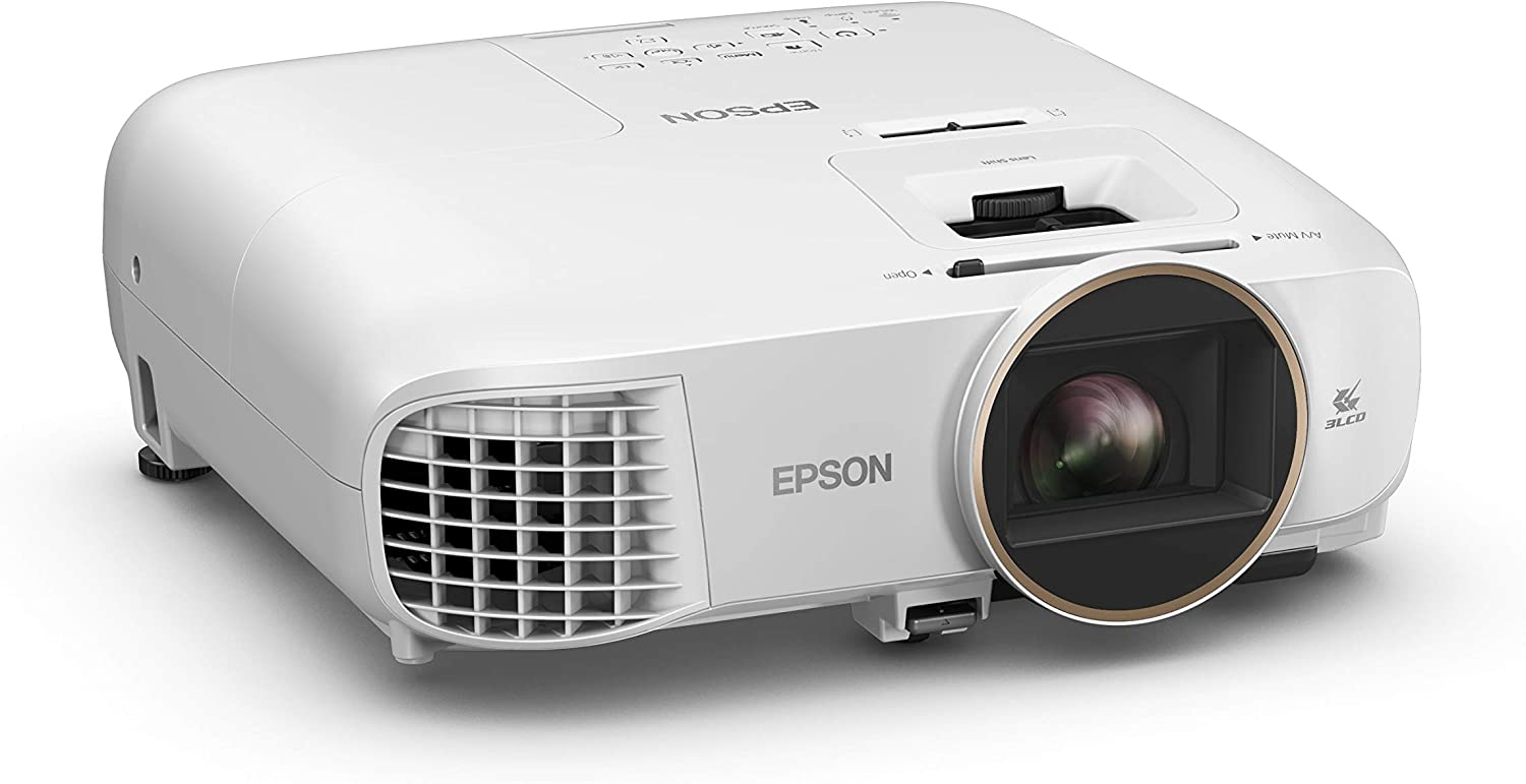 Epson Home Cinema EH-TW5650 Video - Proyector (2500 lúmenes ANSI ...