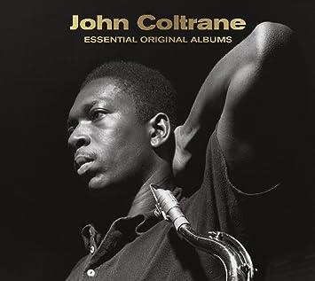 John coltrane essential original albums john coltrane amazon essential original albums john coltrane stopboris Image collections