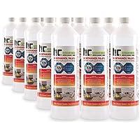 15 x 1 L Bioéthanol à 96,6% dénaturé - FRAIS DE PORT OFFERT - Qualité certifiée