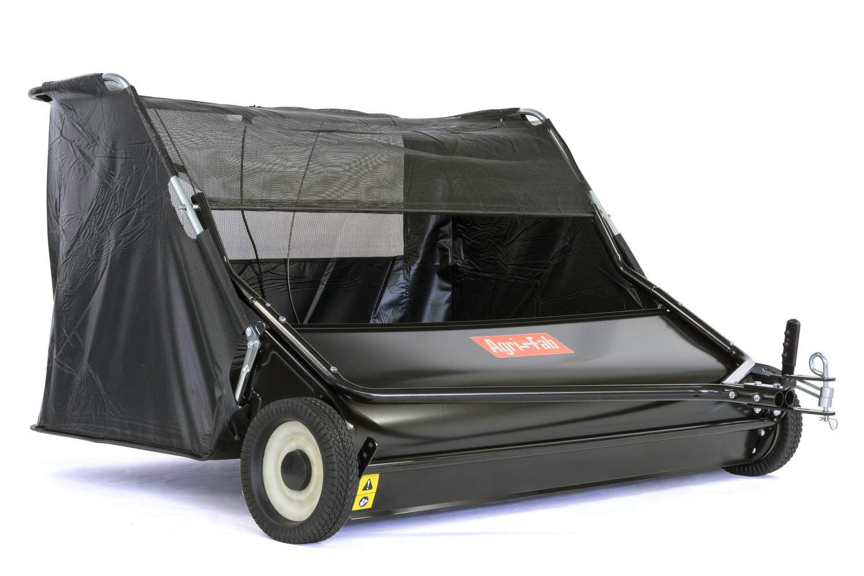 Agri-Fab Inc 45-0546 52'' Lawn Sweeper, Black