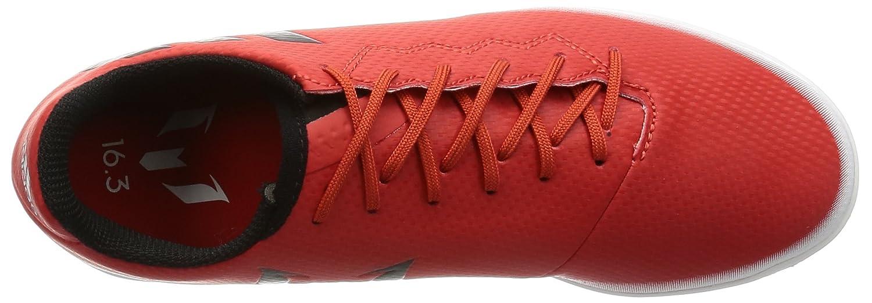 adidas Messi 16.3 In J Botas de f/útbol para Ni/ños