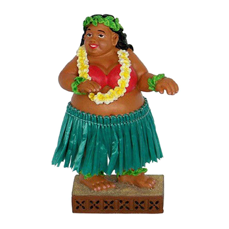 Dashboard Doll Mini Sweet Wahine 4 tall 40667 BOXED dashboard dolls Perfect gift or souvenir