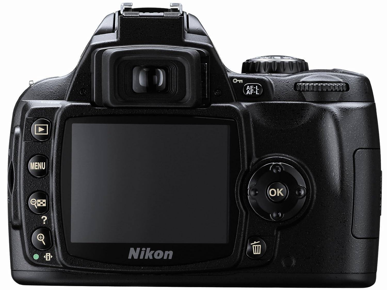 Camera Nikon D40 Dslr Camera Price amazon com nikon d40 6 1mp digital slr camera kit with 18 55mm f f3 5 6g ed ii auto focus s dx zoom nikkor lens slr