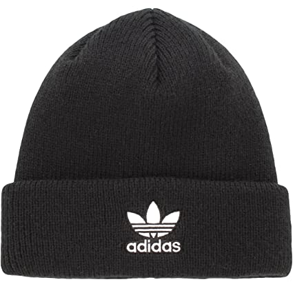 Amazon.com  adidas Women s Originals Trefoil Beanie 2b8c35ce37f4