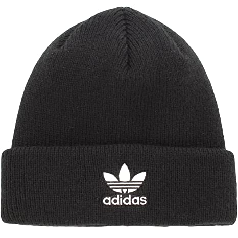 Amazon.com  adidas Women s Originals Trefoil Beanie 1f662cb2356