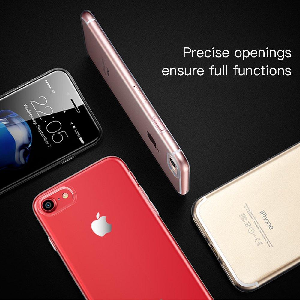 Hülle für iPhone 8 / 7, TUCNIPUS Schutzhülle Case Silikon 4,7\