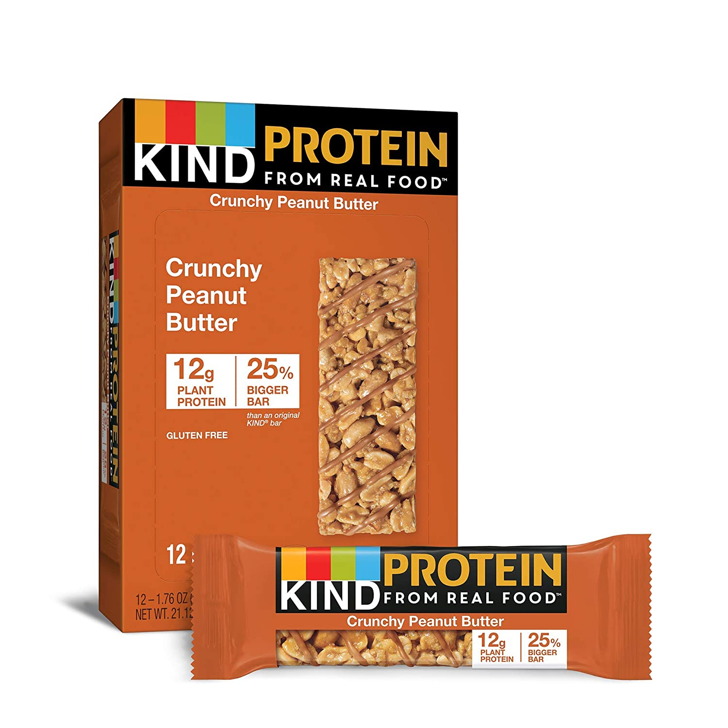 KIND Protein Energy Bars for hiking